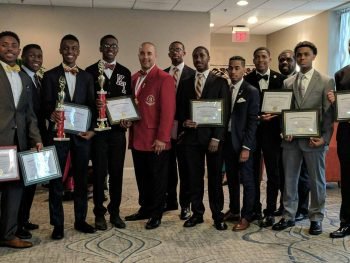 Coney, Green, Robinson lead The Achievement Academy to NE Province Accolades